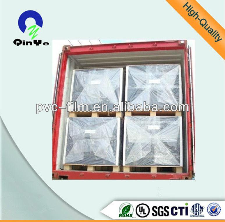 4mm l minas de pvc r gido transparente hojas de pl stico - Laminas de plastico transparente ...
