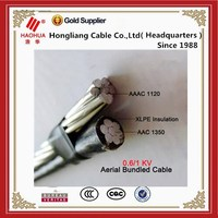 0.6/1kv XLPE insulated Aluminum Conductor ABC Cable