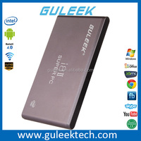 Hot new products for 2015 Intel atom quad core mini pc windows 10 tv box /android4.4 windows hd media player