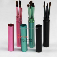 5 Piece New Design Mini OEM Cheap Professional Brush Cosmetic Makeup Sets