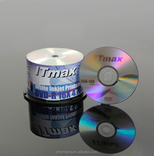 Cheap Price Blank disc DVD 4.7GB for new movies