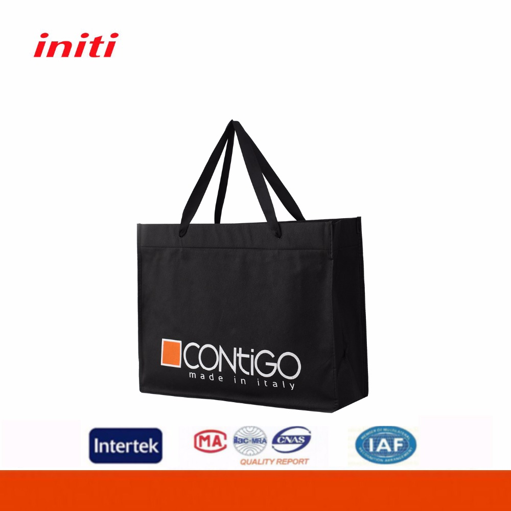 Promotional High Quality Laminated Nonwoven Tote Bag