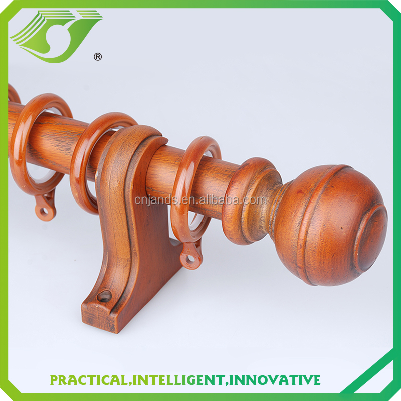 Guangzhou Wooden Curtain Rod Manufacturers