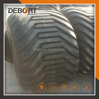 Agricultural trailer tire flotation tire 600/50-22.5