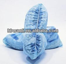 HOT SALE pp anti-skid shoe cover,,CE/FDA/ISO13485/NRLSON