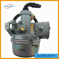 High quality PZ19,19MM,110CC carburetor cheap chinese motorcycles