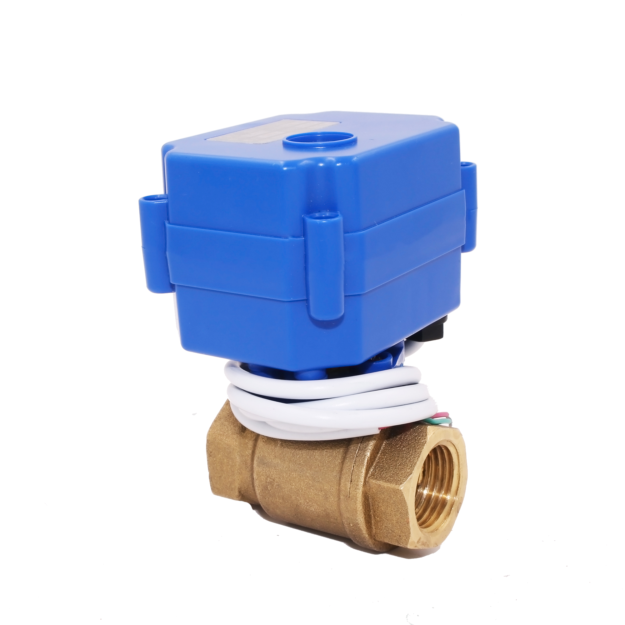 CWX-15Q mini solenoid ball valve 12v 24v 2 way for water <strong>system</strong>,IC card water meter,HVAC,water filter