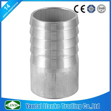 150lbs investment casting stainless steel weld HOSE BARB FITTING