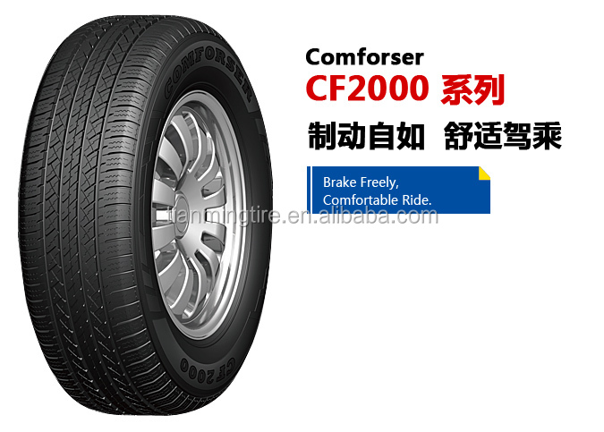 High Quality China new very cheap tire brand names