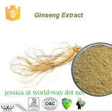 China FDA KOSHER HACCP manufacturer supply free sample 80% total ginsenosides UV ginseng extract,panax ginseng extract powder