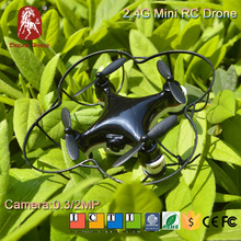 Hot sale 2.4G used aircraft engine drone price ultralight small aircraft quadcopter model for sale from china