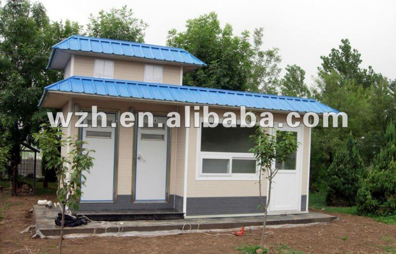 Portable prefabricated toilet/booth/Kiosk