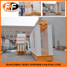 Powder Coating Painting Spraying System Booths