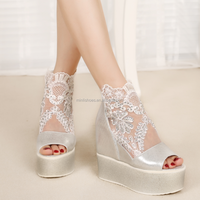 latest fashion sandals high heel sandals for women