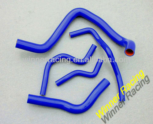 BLUE silicone radiator&heater hose kit FOR HONDA Integra Type R DC2/DB8 B18C