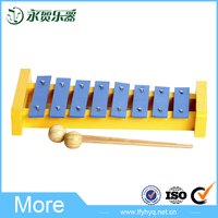 Kids music instrument xylophone baby wooden toy