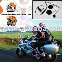 motorcycle helemt Bluetooth headset