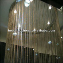 2013 hot sale latst fastion decorative metal curtain