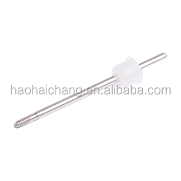 Nonstandard Precision Stainless Steel Electric Insulation Lock Pin For Electrical Heater Elements
