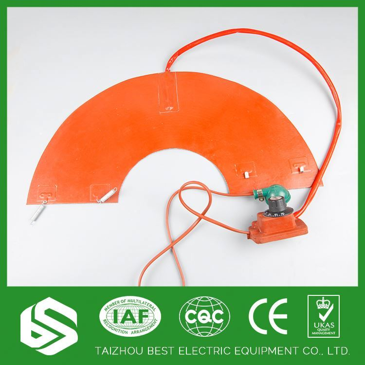 Silicone rubber heater 12 volt heating element 12v induction heating