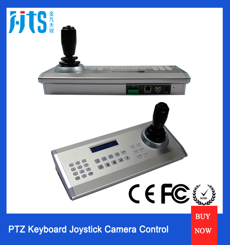 Industrial Joystick USB PTZ Visca <strong>Controller</strong> For Support Max 200 Preset Positions