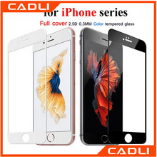 3D Screen Protector Full Cover Explosion Proof Premium Tempered Glass Screen Guard Protector For iPhone 6 plus 5.5