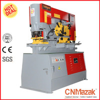 hydraulic ironworker model, joist metal cutting machine