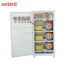 100KVA 3 phase automatic voltage regulator and voltage stabilizer