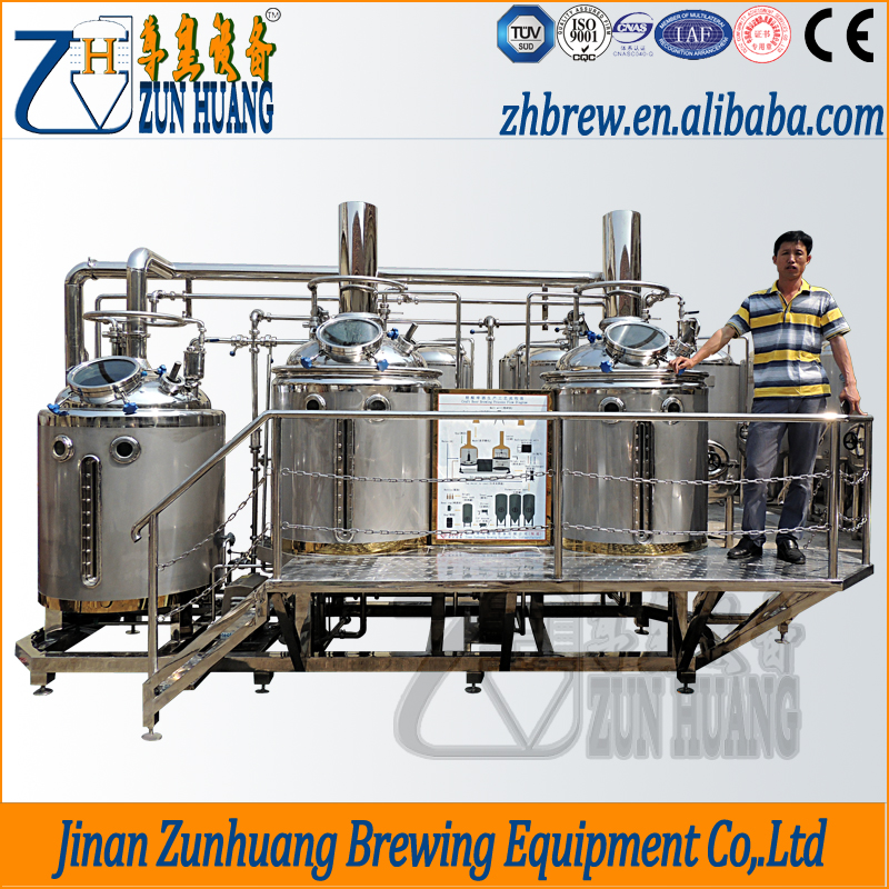 Micro-brewery equipment for sale beer equipment cider making supplies Jinan