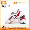 New design indoor sports badminton shoes breathable mesh upper tennis shoes cricket in very competitive price for indian market