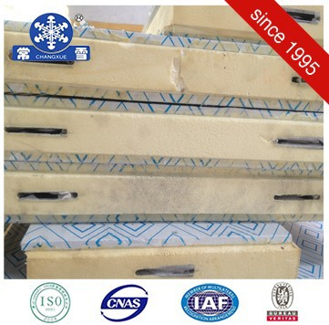 ISO9001:2008 eps sandwich panel for wall and floor