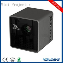HOT SELLING DLP Portable Projector 1080P HD Beamer Lense 70-inch Ultra Mini 64G TF Slot 3.5mm output for Home Use Outdoor 1000 m