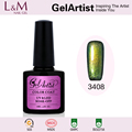 Wholesale GelArtist Brand Chameleon Color UV Gel Polish