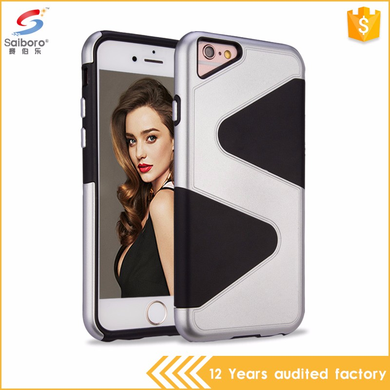 High impact for iphone 6s case shock proof