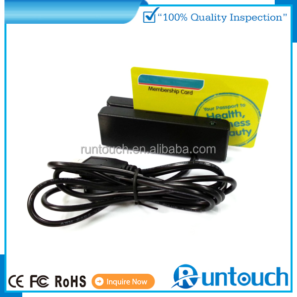 Runtouch Design low price mini 400 card readers