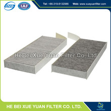 hot XUEYUAN cabin air filter for RENAULT Latitude OE # 27 27 746 53R Qinghe factory
