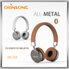 Alibaba gold suppliers music player long standby time wireless bluetooth headphone