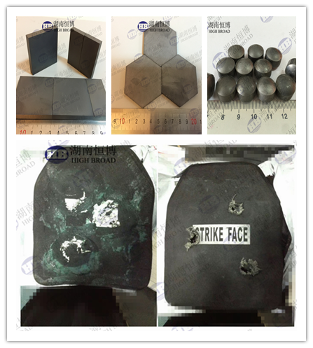 Customized ballistic protection plate for car