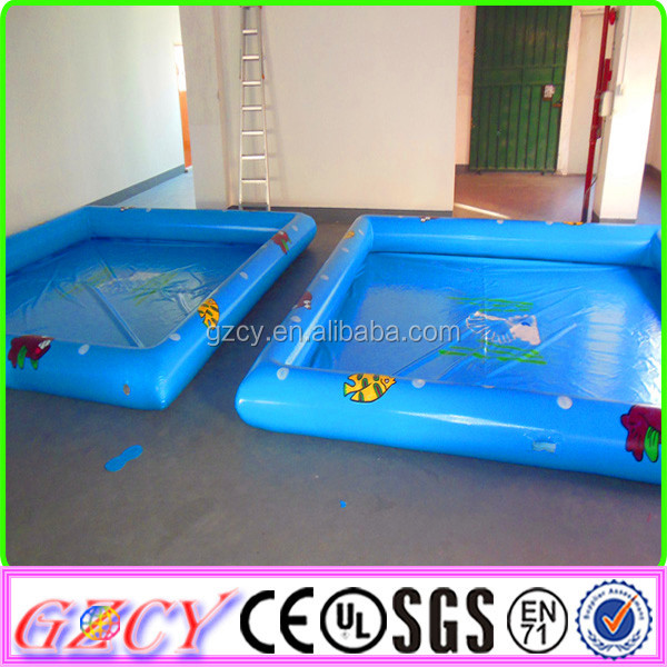 Pool Type Inflatable Pool Floating