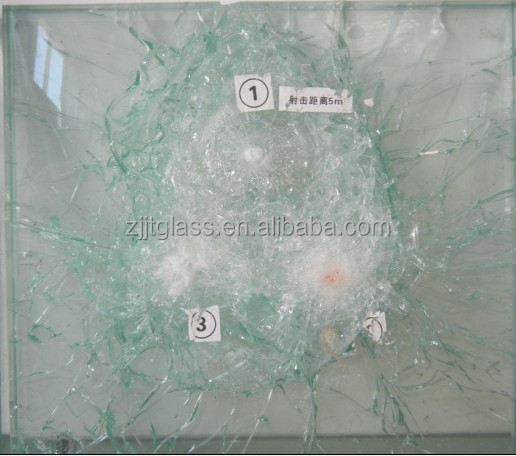 safety AK47 Bullet proof window