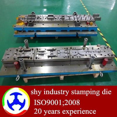 Precison Metal Stamping Parts/Special Alloy Stamped tool/die/mould