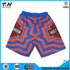Professional design college teams custom sublimation lacrosse shorts