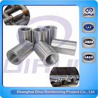 30mm pipe coupling joint construction coupler rebar couplers to Malaysia