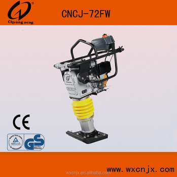 Tamping Rammer without cover (CNCJ-72FW,CE,GS)