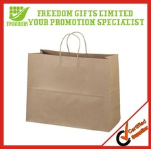 Customized Promotion Eco-Friendly Shopping Paper Bags