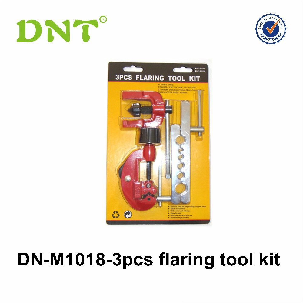 High quality Hot Sale Double/Single flaring hand tool kit