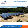 Natural and Customized stand for solar panel manufacturer