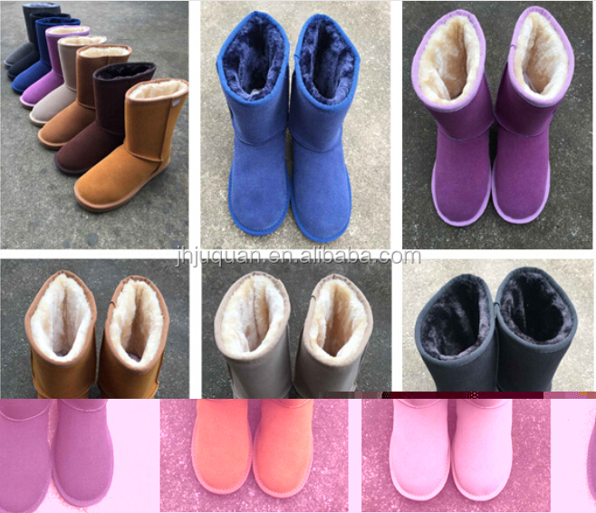 2016 hotsale Fashion Short Boots woman snow warm boots Ankle Boot