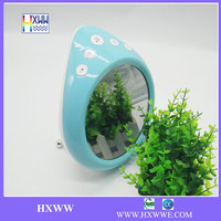 HXWW high quality cheap price frog bluetooth speaker with different LED flashing light