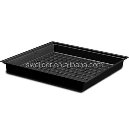 OEM Greenhouse Plastic Plant Sprout Nursery Tray for Microgreens